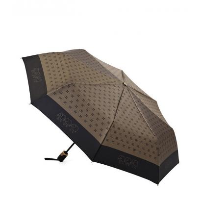 Женский зонт Три слона 288-4 ( Сатин  )