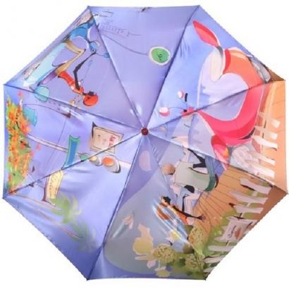 Женский зонт TRUST 30471-1 ( Сатин )