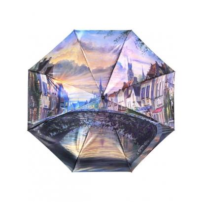 Женский зонт TRUST 30471-2 ( Сатин )