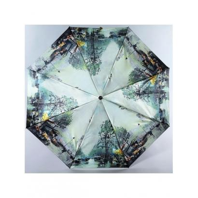 Женский зонт TRUST 30472-9 ( Сатин )