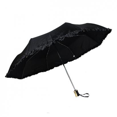 Женский зонт Три слона 118-1 ( Однотонный  )