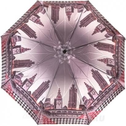 Женский зонт Три слона 884-26 ( Сатин  )