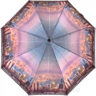 Женский зонт Три слона 884-27 ( Сатин  )