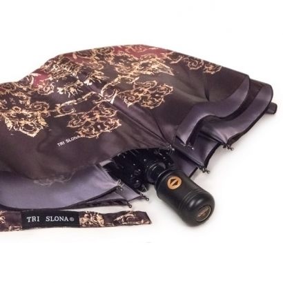 Женский зонт Три слона 884-29 ( Сатин  )