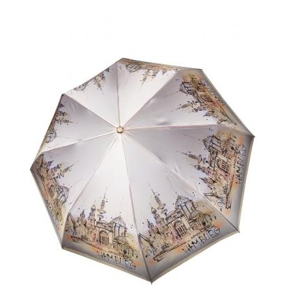 Женский зонт Три слона 132-1 ( Лёгкость,Сатин  )