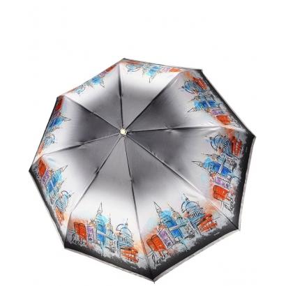Женский зонт Три слона 132-2 ( Лёгкость,Сатин  )
