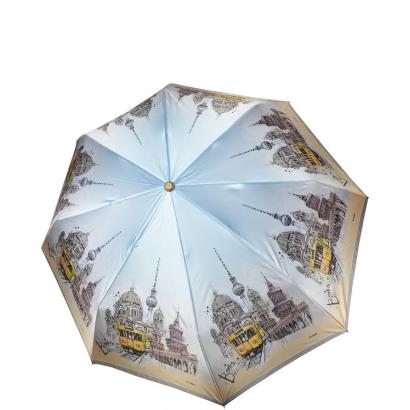 Женский зонт Три слона 132-3 ( Лёгкость,Сатин  )