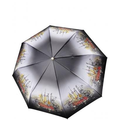 Женский зонт Три слона 132-5 ( Лёгкость,Сатин  )