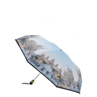 Женский зонт Три слона 133-11 ( Barcelona, Espana) Облегченный