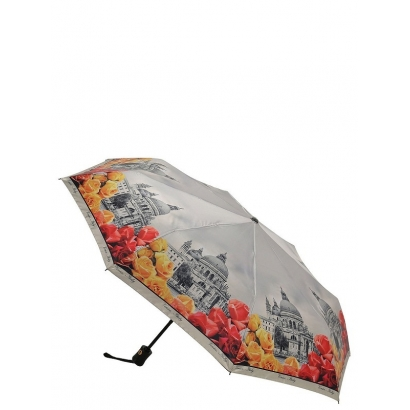 Женский зонт Три слона 884-42 ( Сатин  )