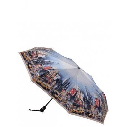 Женский зонт Три слона 884-43 ( Сатин  )