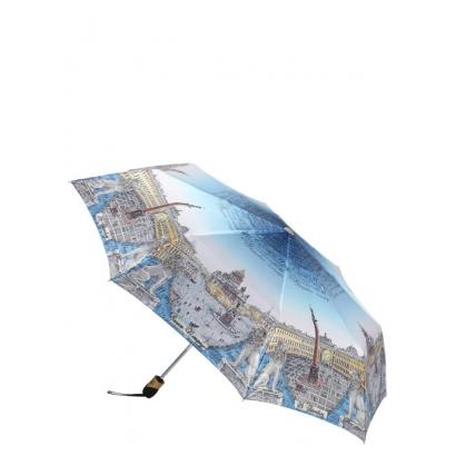 Женский зонт Три слона 133-1 ( Санкт-Петербург, Россия) Облегченный