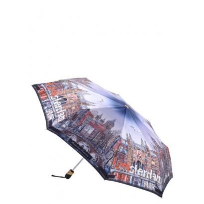 Женский зонт Три слона 133-2 ( Amsterdam, Netherlands) Облегченный