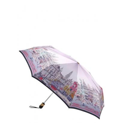 Женский зонт Три слона 133-6 ( Antwerpen, Belgium) Облегченный