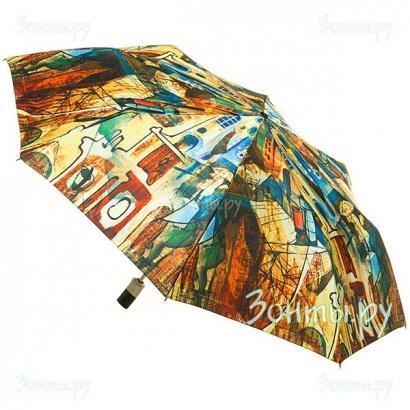 Женский зонт Zest 23744-5 ( Фото Сатин )